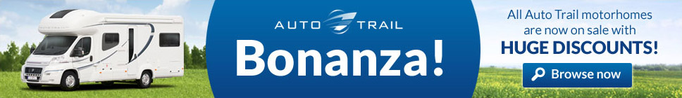 Auto Trail Sale now on
