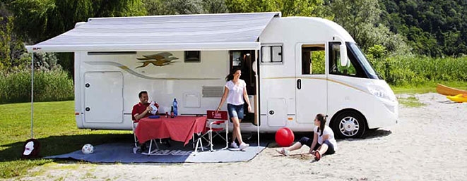 Motorhome accessories for sale