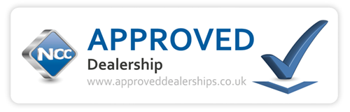 An approved dealership