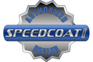 Authorized Speedcoat Dealer Logo