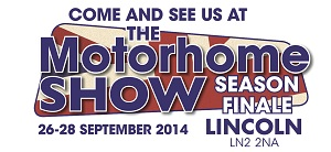 Lincoln Motorhome Show Season Finale September 2014