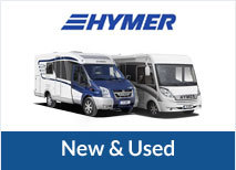 New and used Hymer motorhomes for sale