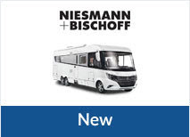 Niesmann + Bischoff New Motorhomes For Sale