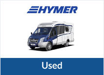 Used Hymer motorhomes for sale