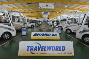 Travelworld showrooms