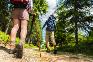 Walking in the countryside - but where at Britains best walking hotspots?