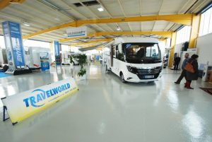 Travelworld new showrooms