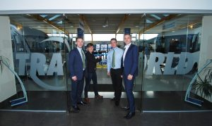 Opening of the Travelworld motorhomes showroom refurbishment