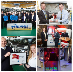 Travelworld Awards and Team