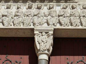 Cathedral at Arles France