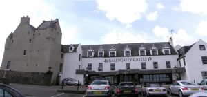 Ballygally Castle Hotel, County Antrim