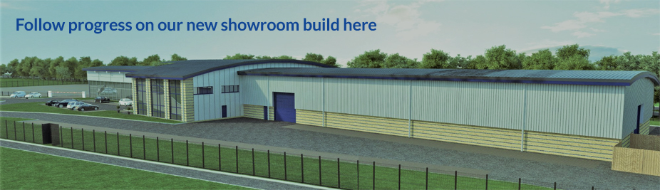Follow Travelworld's new showroom build progress