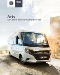 Niesmann Bischoff Arto Brochure Cover