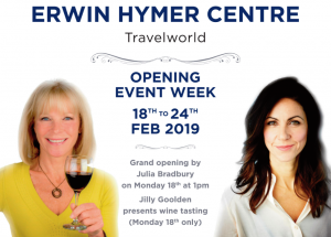 Erwin Hymer Centre Grand Opening Travelworld 2019