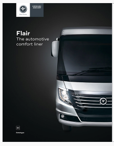 Niesmann + Bischoff Flair 2019 brochure
