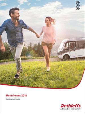 dethleffs Brochure 2018