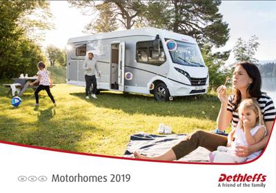 dethleffs Brochure 2019