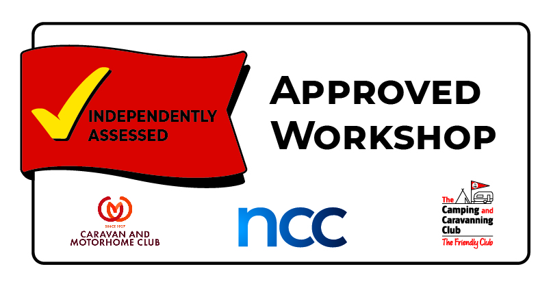 Approved workshops logo