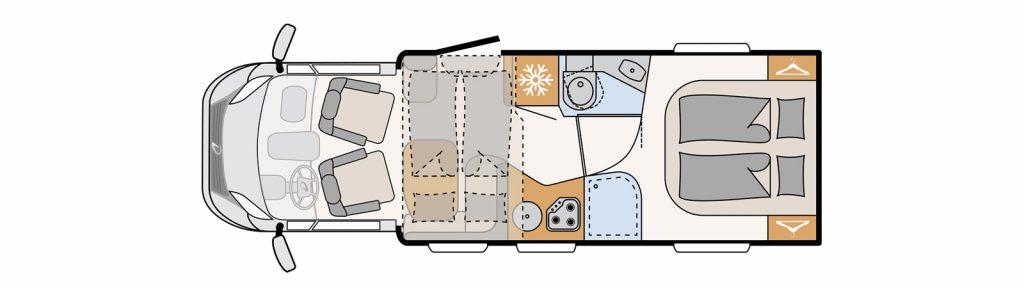 Floor plan pulse t7051 dbm