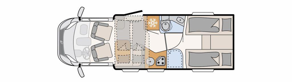 Floor plan pulse t7051 eb