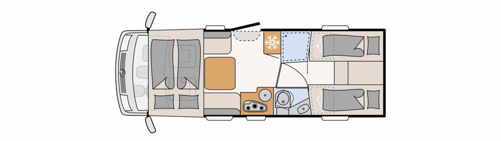 Floorplan trend i7057 ebl