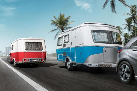 Touring rockabily caravan oceandrive