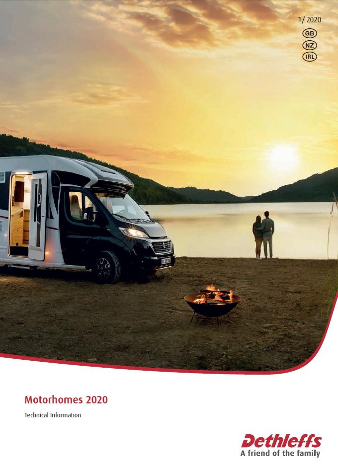 Dethleffs Technical Information Brochure