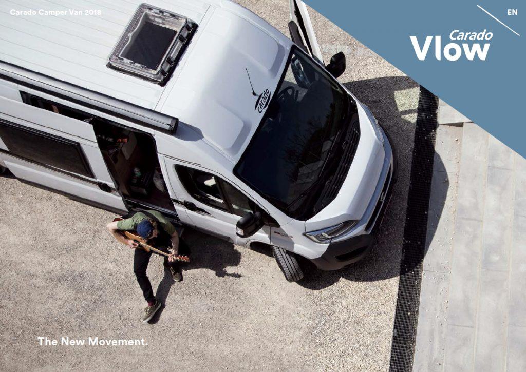 Carado Vlow Camper Van 2018