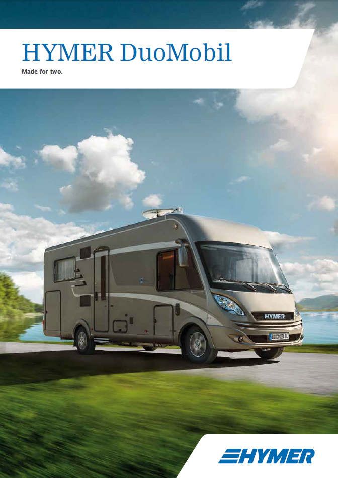Hymer Duo Mobil 2016 Brochure