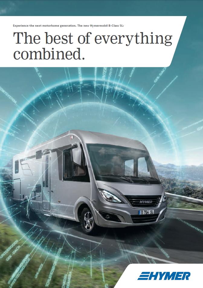 Hymer B Class SL 2018 Brochure