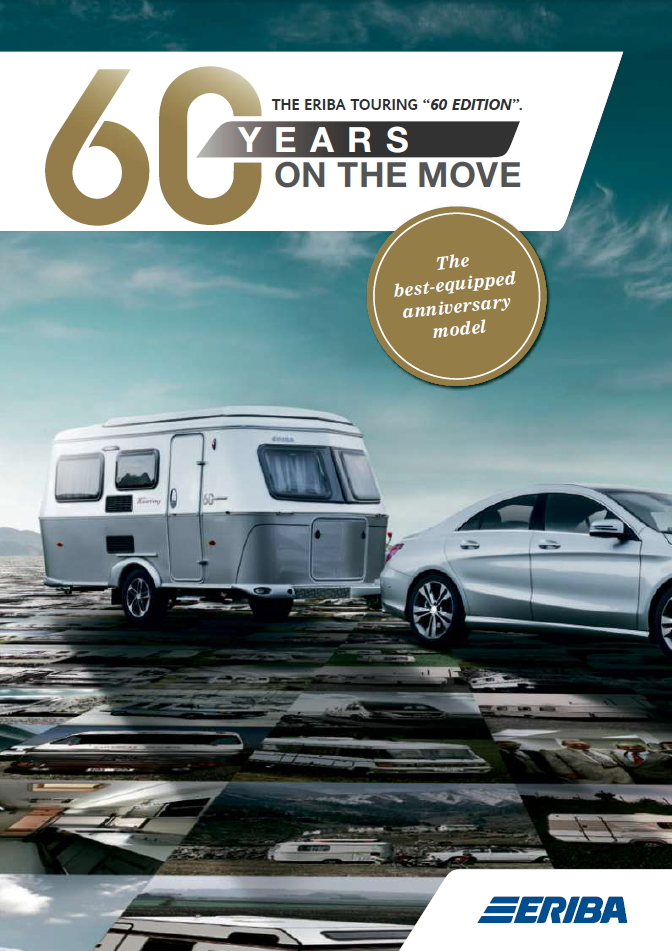 Eriba Touring 60 2018 Brochure