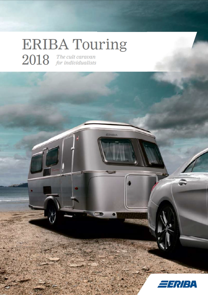 Eriba Touring 2018 Brochure
