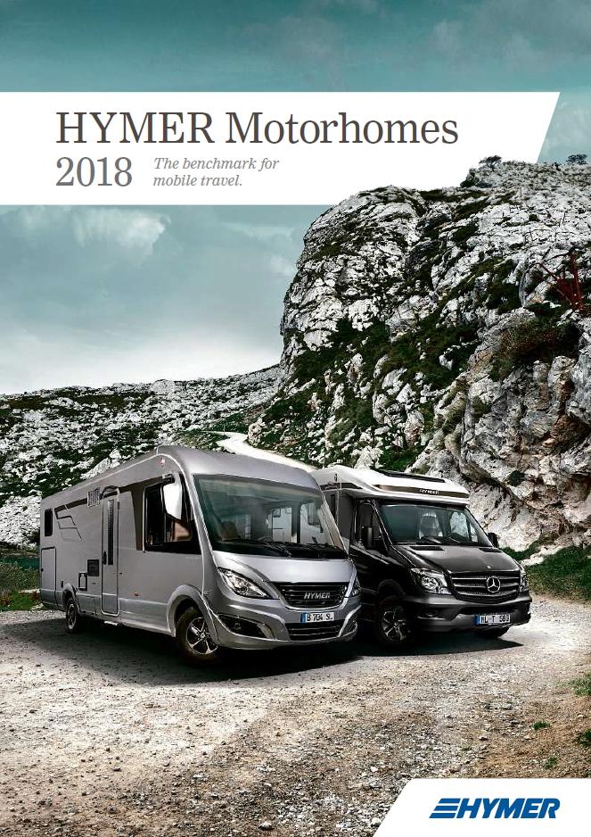Hymer Motorhomes 2018 Brochure