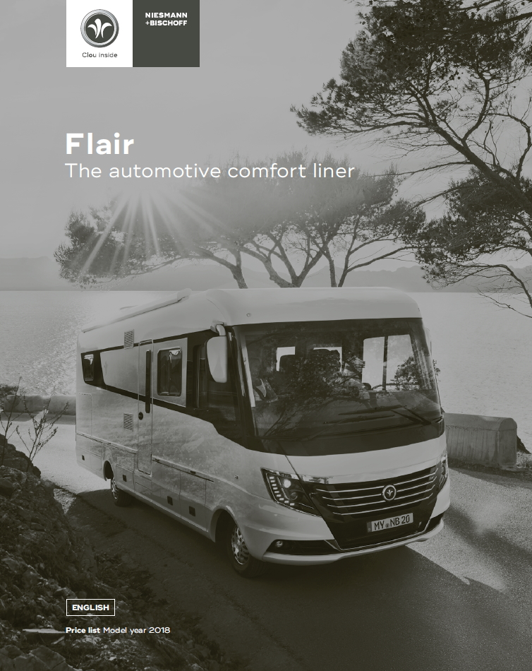 Niesmann + Bischoff Flair 2018 Specification