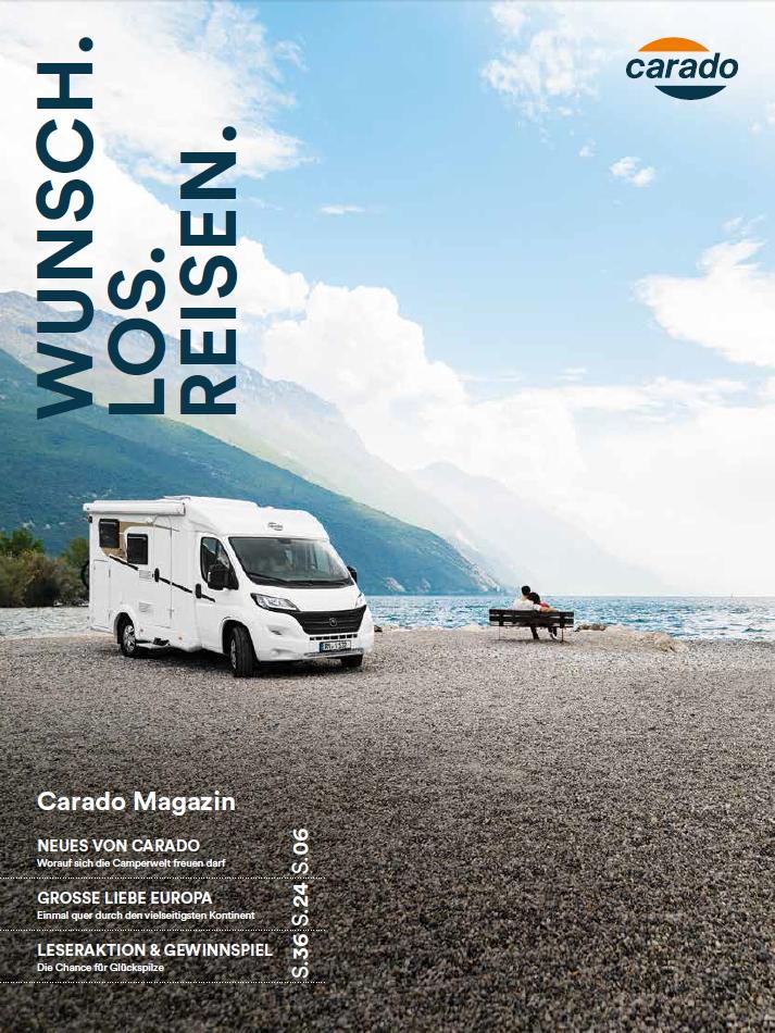 Carado 2019 brochure
