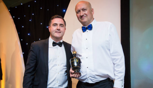 Staffordshire Chambers Family Business Award Winners 2019 Erwin Hymer Centre Travelworld