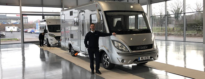 ross-edwards-and-first-hymer-in-the-new-travelworld-showroom