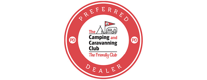 Preferred Dealer Camping and Caravanning Club
