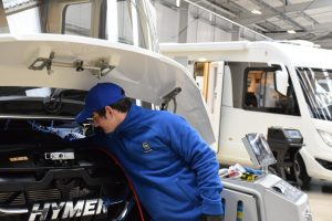 Erwin Hymer Centre Travelworld - Apprentice Technician