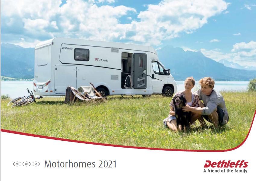 Dethleffs Brochure 2021
