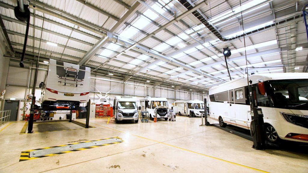 Video: Our Service Centre