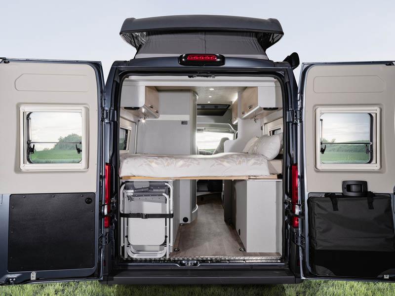 HYMER Camper Van Free 540