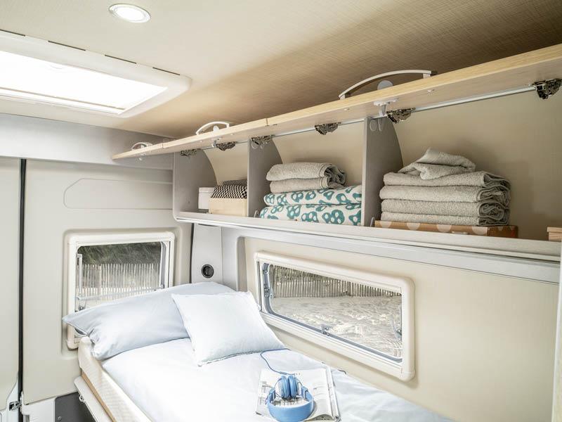 HYMER Camper Van Free 602