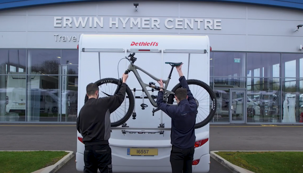 Video: How to load your Bike Rack