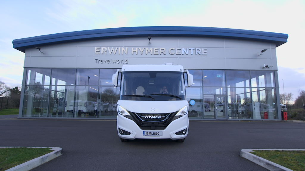 Video: Welcome to Erwin Hymer Centre Travelworld