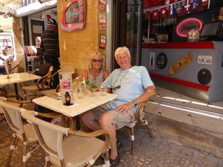 David in France