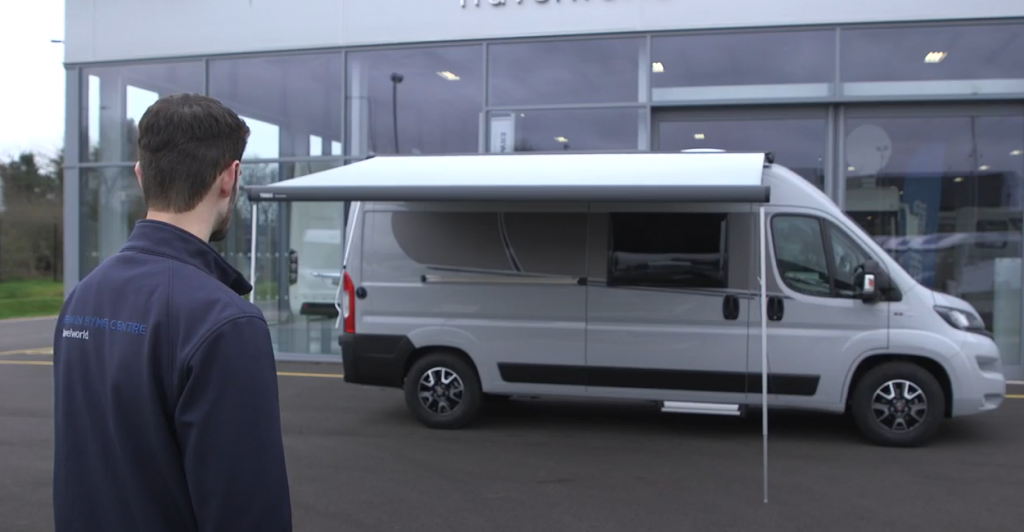 Video: How to operate a Manual Awning