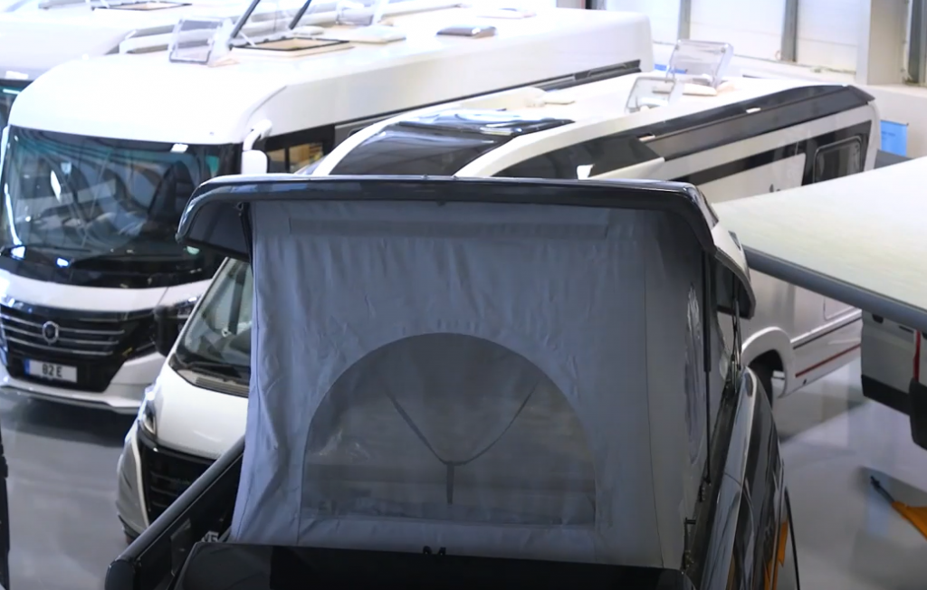 Video: How to Elevate your Pop Top Roof