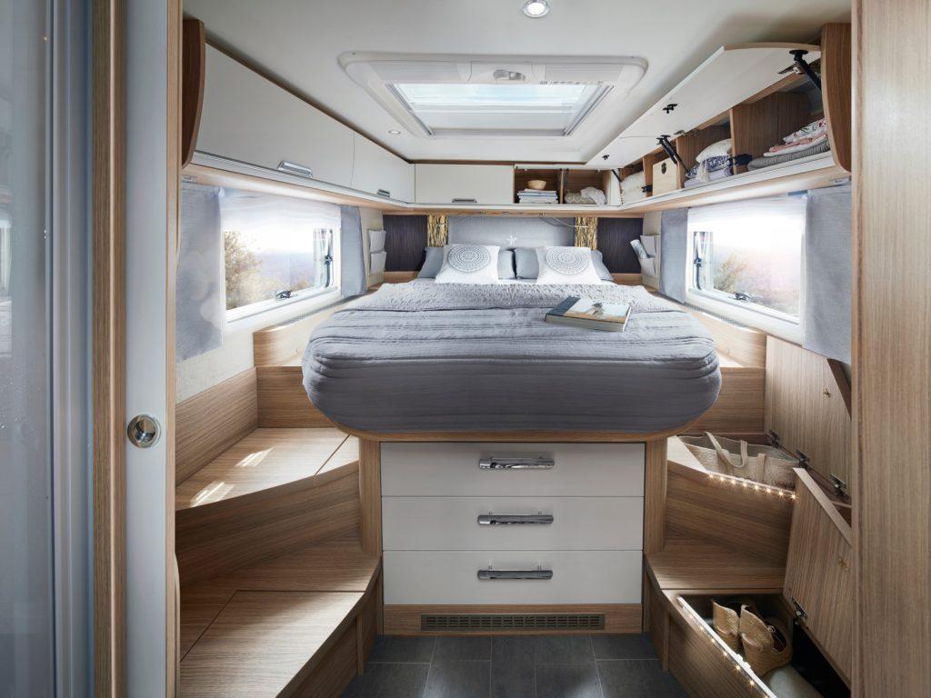 Niesmann+Bischoff Arto Island Bed