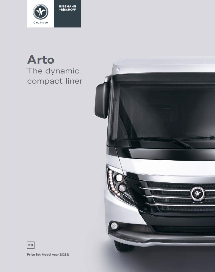 Arto 2022 Price List